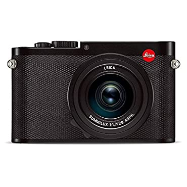 Leica Q (Typ 116) 24.2mp Full-Frame Digital Camera (Black Anodized)