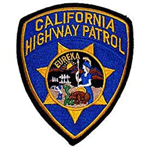 Amazon.com: Police California Highway Patrol Patch