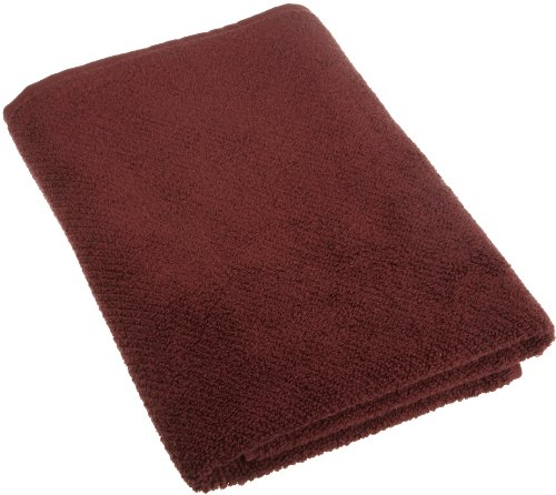 La Fitness With Towel Service: Discover Coyuchi Air Weight Bath Towel, Mulberry