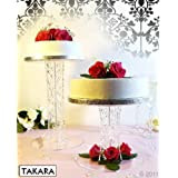 Wedding Cake Stands x 2by TAKARA