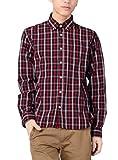 (ベストマート)BestMart タータン チェックシャツ メンズ 長袖 カジュアル ボタンダウン 607404