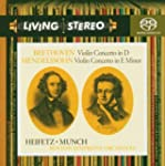 Beethoven: Violin Concerto; Mendelsso...