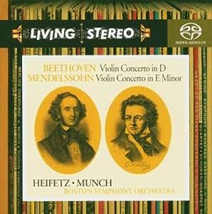 Beethoven - Mendelssohn (Living Stereo-SACD hybride)