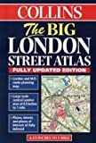 echange, troc Atlas Collin's - Atlas routiers : London Big Street Atlas (en anglais)