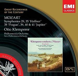 Mozart,W.a.Sympho. 29/35/38-41