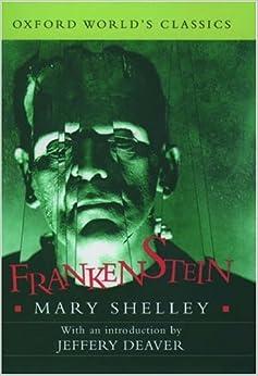 frankenstein mary shelley oxford book pdf