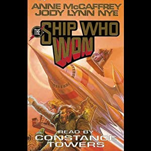 The Ship Who Won Audiobook