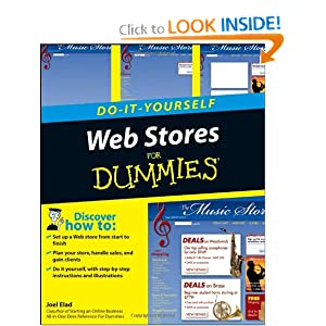 Web Stores Do-It-Yourself For Dummies Joel Elad