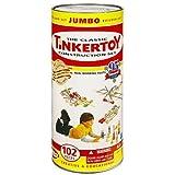 Tinkertoy Classic Jumbo Set ~ Hasbro