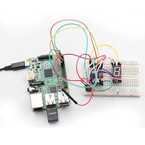 Electric Motor Project Kit: Sunfounder Project Super Starter Kit For Raspberry Pi