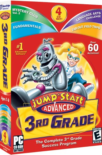 Jumpstart Advanced 3rd Grade V2.0