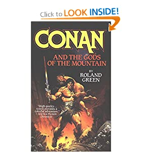 Conan and the Gods of the Mountain by Roland Green