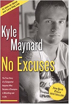 Amazon.com: No Excuses: The True Story of a Congenital Amputee Who