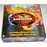 Survivor the Australian Outback 2nd Edition Board Game