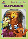 Bear's House: (Must be ordered in carton quantity) (Coloring Book) (037580059X) by Durk, Jim