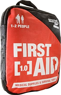 Adventure First Aid, 1.0 from Adventure Medical Kits
