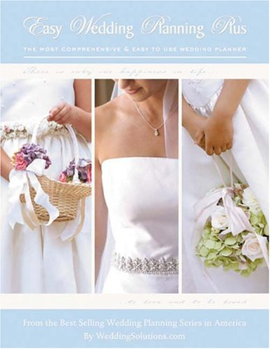 Easy Wedding Planning Plus, 5th Edition: The Most Comprehensive and Easy to Use Wedding Planner