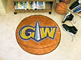 George Washington University Basketball Mat