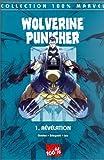 echange, troc Christopher Golden - Wolverine punisher t.1 : revelation