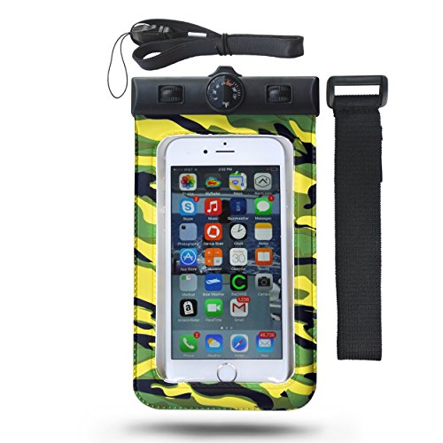 H2NO® DRY BAG - IPX8 CERTIFIED Waterproof Phone