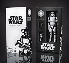 SDCC 2015 Exclusive Star Wars the Black Series 6-inch First Order Stormtrooper