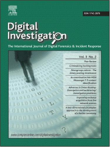Tackling The U3 Trend With Computer Forensics [An Article From: Digital Investigation]