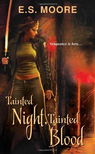 Image of Tainted Night, Tainted Blood (Kat Redding)