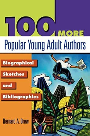 young adult authors bios