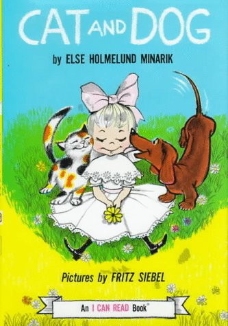 Cat and Dog (I Can Read Book 1) PDF