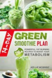 14-Day Green Smoothie Plan: 28+ Powerful, Fat Burning Recipes To Boost Your Metabolism (INCLUDED: 14-Day Plan)