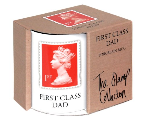 Gift Republic. First Class Dad Mug