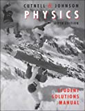 Student Solutions Manual to Accompany Physics 5th Edition