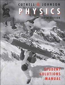 John d cutnell kenneth w johnson physics pdf