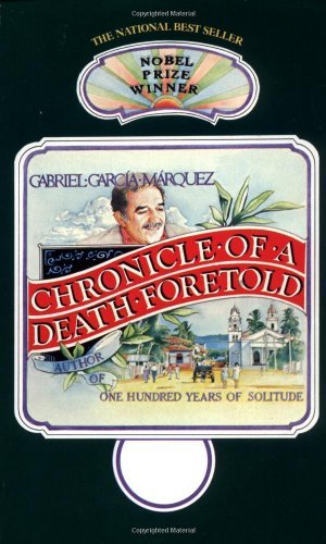 Chronicle of a Death Foretold: a Crime Novel? - 1628 words ...