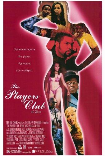 The Players Club Poster 27X40 Lisaraye Bernie Mac Monica Calhoun