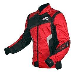 Axor JK28-2 Riding Jacket (Red, XL)