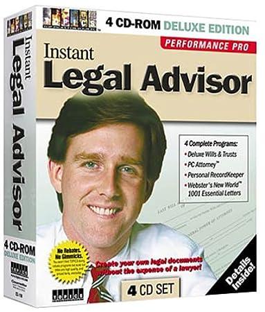 Instant Legal Advisor (4 CD-ROM)