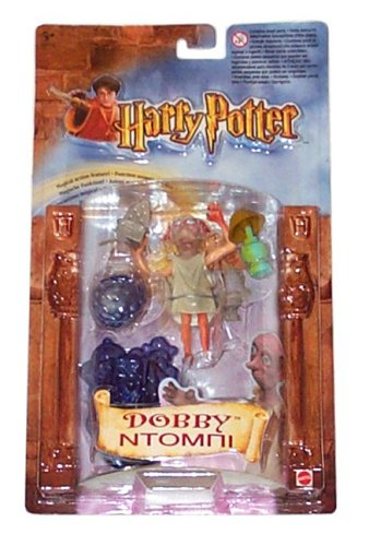 Picture of Mattel Harry Potter Dobby Action Figure (B000075BF3) (Harry Potter Action Figures)