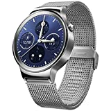 Huawei Watch IP67 Smartwatch - International Version with No Warranty (Silver)