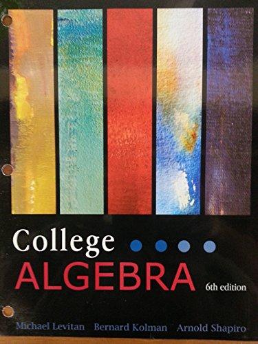 College Algebra 9781618826565 Slugbooks