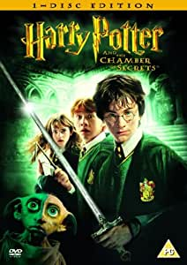 Harry Potter and the Chamber of Secrets [2002] [DVD]