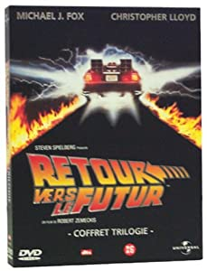 Retour vers le futur : La Trilogie en coffret 3 DVD