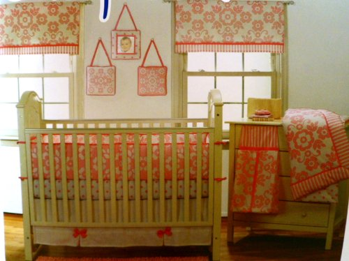 Crib Set , 10-Piece, Baby Boom, Posey front-497626