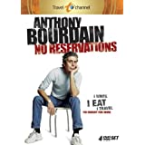 Anthony Bourdain: No Reservations - Collection 1 ~ Anthony Bourdain