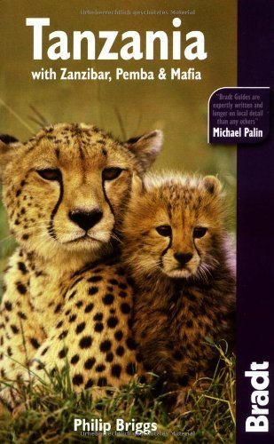 Tanzania, 6th: with Zanzibar, Pemba & Mafia (Bradt Travel Guide Tanzania) [Paperback]