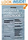 Finance and Investment Handbook (Barron's Finance and Investment Handbook)