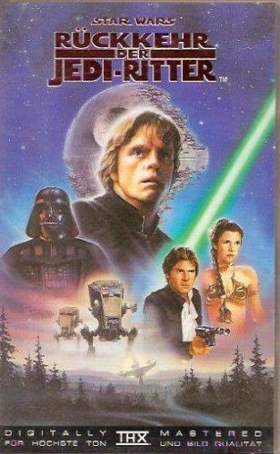 Die Rückkehr der Jedi-Ritter [VHS]