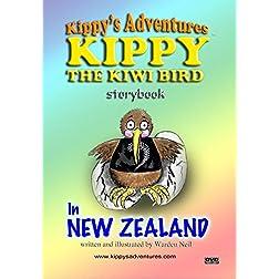 Kippy's Adventures-Kippy the Kiwi Bird