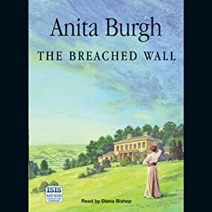 The Breached Wall | [Anita Burgh]