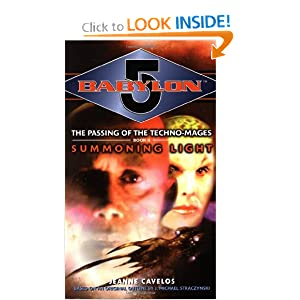 Summoning Light (Babylon 5: The Passing of the Techno-Mages, Book 2) by Jeanne Cavelos
